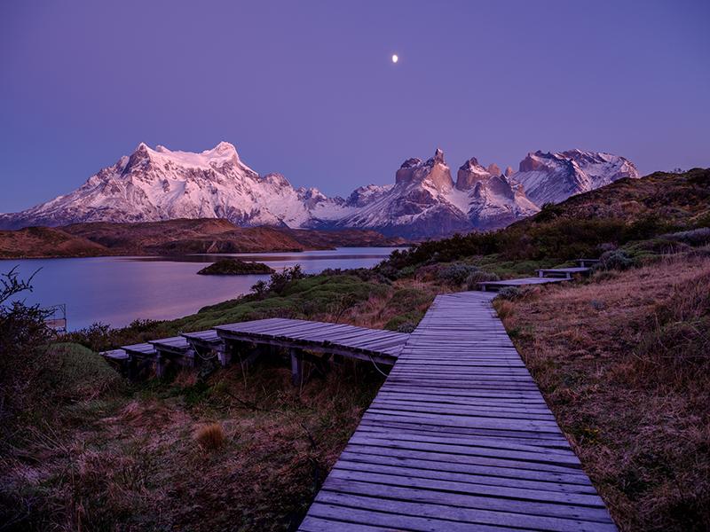 Patagonia, Torres del Paine Massif