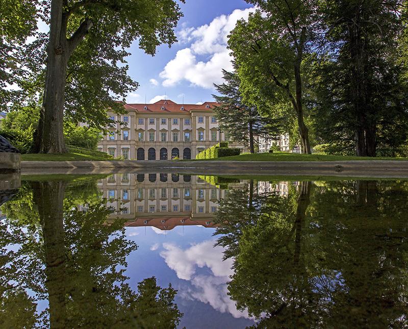 House of Liechtenstein, Vienna, Austria
