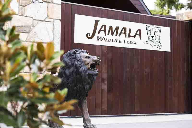 Jamala Wildlife Lodge
