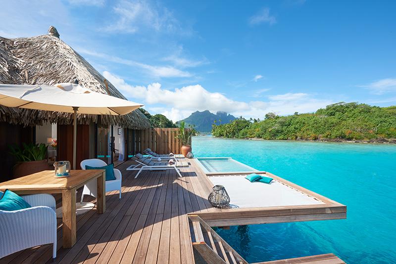 Conrad Bora Bora Nui, Tahiti