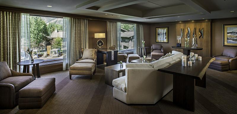 Sun Valley Spa, Great American West, Idaho, luxury spa resort