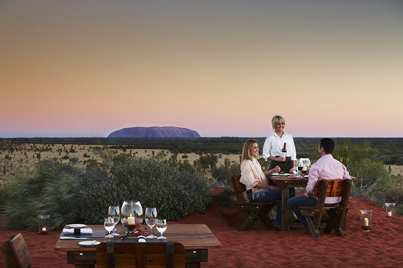 Uluru, Tali Wiru, Ayers Rock