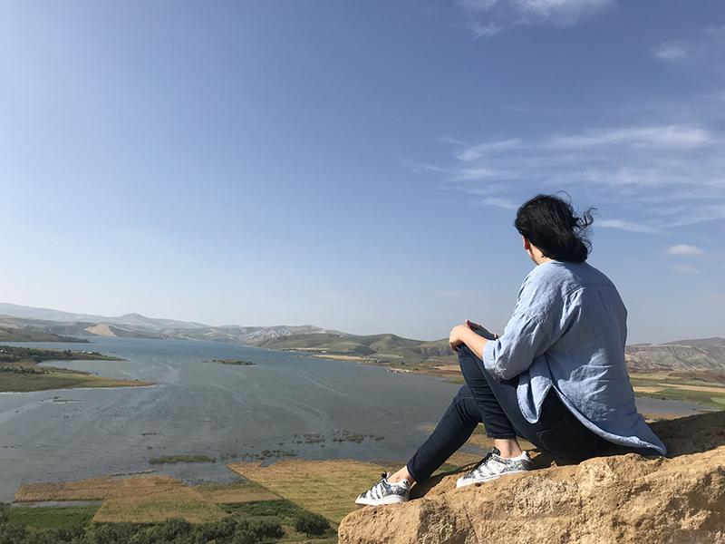 Intrepid Travel, Zina Bencheikh, Marrakech Peak DMC
