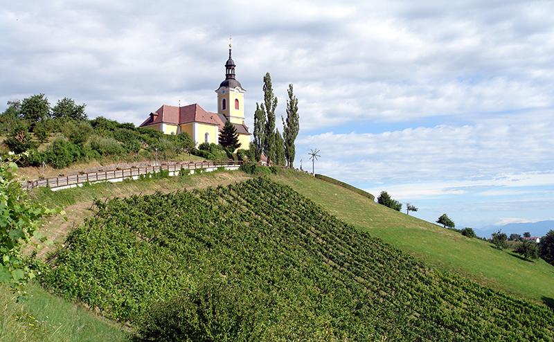 Styrian wine country, Austria