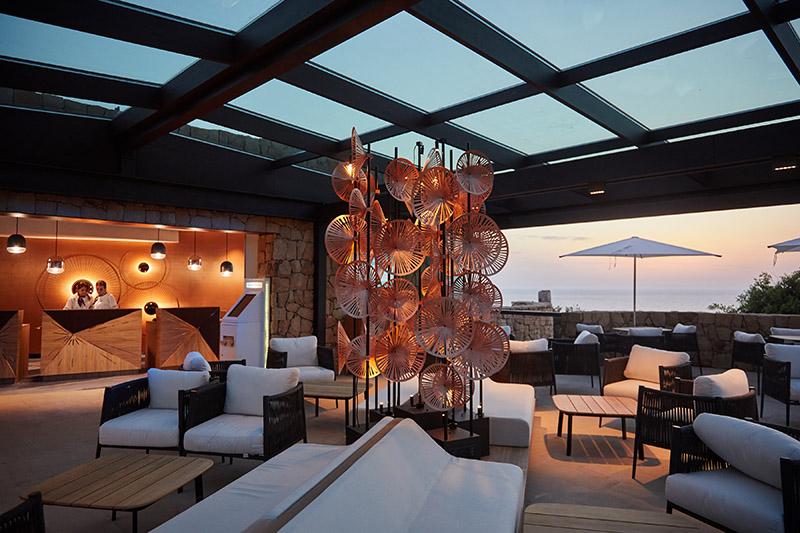 Club Med Cefalu, Sicily, restaurant