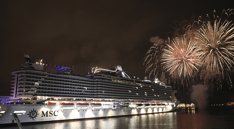MSC Cruises, MSC Seaview