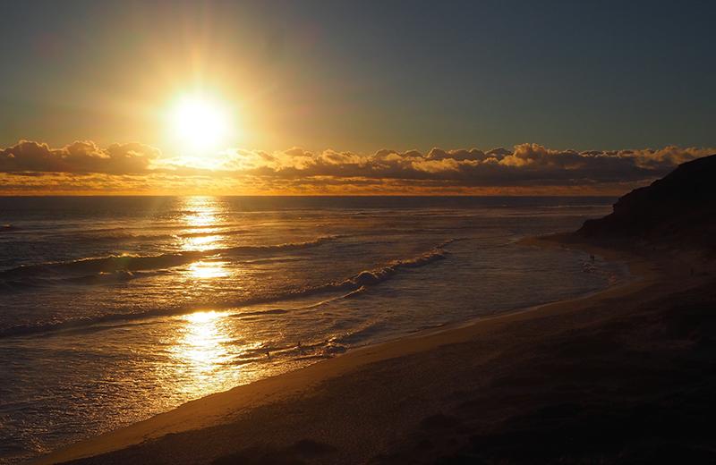 Margaret River, sunset