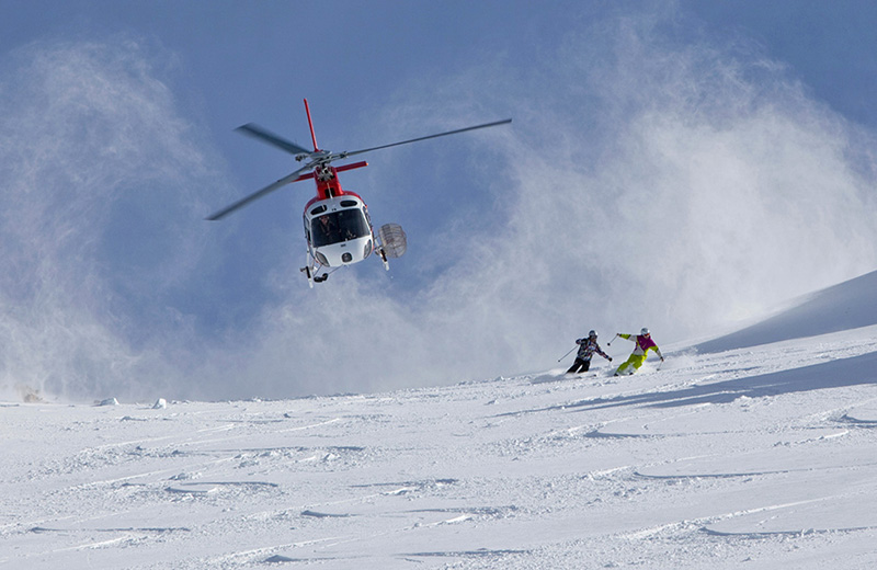 Methven Heliskiing, New Zealand