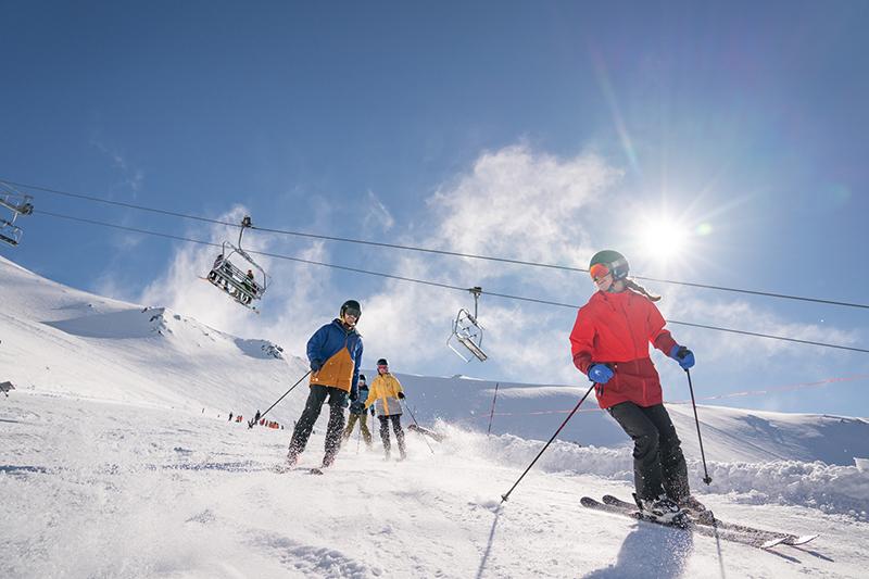 Mt Hutt, ski, skiing, New Zealand