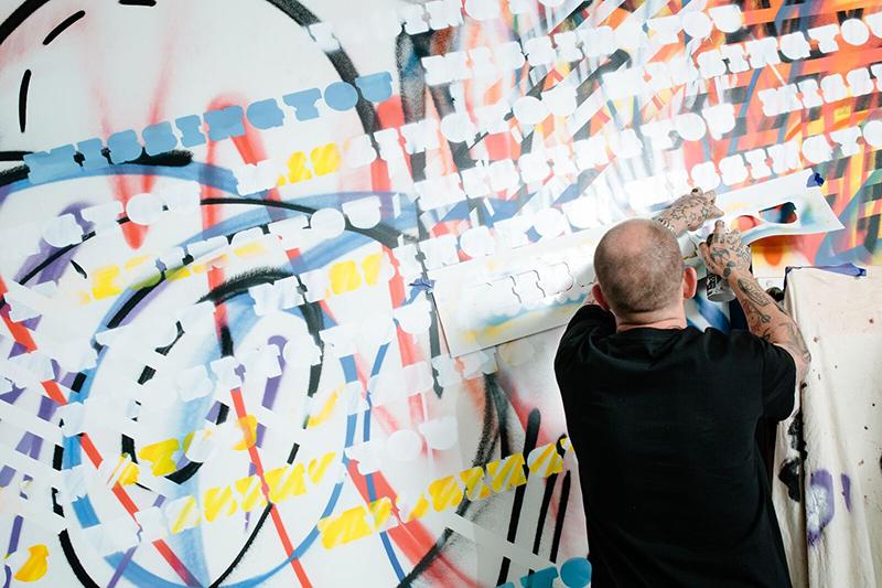 Street art, Urban art, Melbourne, art, graffiti, Victoria, Australia