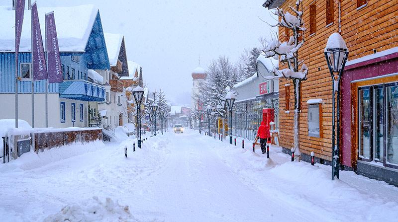 The Arlberg, Lech, St Anton am Arlberg, St Christoph, Zurs, Stuben, photography, Dan Avila, Fujifilm, snow photography, night photography, photography tours