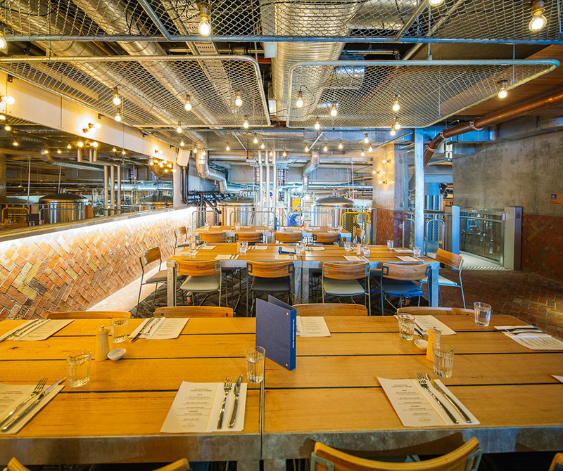 King St Wharf, Sydney brewery, New bars in Sydney, Where to eat and drink in Darling Harbour, Where to eat in King St
