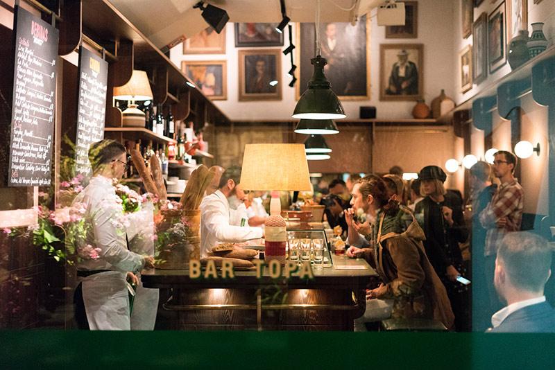 Bar Topa, Sydney tapas bars, Merivale, tapas bars in Sydney
