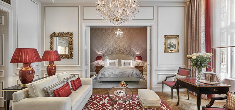 Hotel Sacher Wien, Best hotels in Vienna, luxury hotels in Vienna